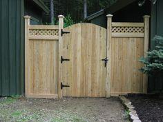 Yard Fence Ideas | Fence Designs