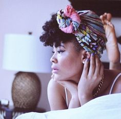 Head Wrap! The Beauty Of Natural Hair Board…