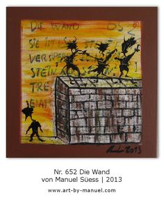 Viera, Wands, Painting, Painting Abstract, Idea Paint, Canvas, Walls, Painting Art, Paint
