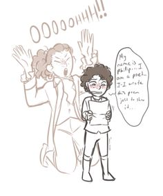 (51) Tumblr Who wants ghost Laurens with Phillip? ME!!!