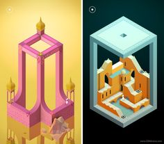 Monument Valley 'Forgotten Shores' for iOS and Android game review