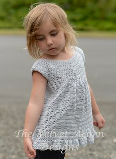 CROCHET PATTERN-The Swaleigh Top (2/3, 4/5, 6/7, 8/9, 10/11, 12/13, 14/16, Small, Medium and Large sizes) by Thevelvetacorn on Etsy https://www.etsy.com/listing/386248382/crochet-pattern-the-swaleigh-top-23-45