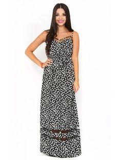 Moon River Maxi #Dress