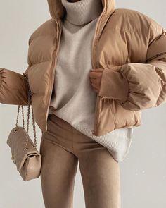 Winter Fashion Outfits, Look Fashion, Teen Fashion, Autumn Winter Fashion, Winter Outfits, Autumn Fall, Autumn Ideas, Looks Chic, Looks Style