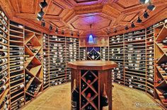 Traditional Wine Cellar - Find more amazing designs on Zillow Digs!