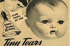 1960s tiny tears doll - Google Search