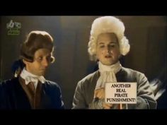 Horrible Histories - Putrid Pirates - YouTube  [4:06 min]