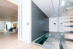 Poliform Senzafine wardrobe with grey Stratus doors Stavanger, Wardrobe Design, Doors, Grey, Home, Gray, Ad Home, Homes, Haus