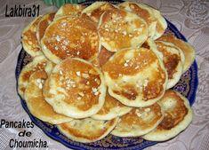Délicieux pancakes de Choumicha.