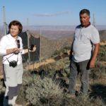 Combatir la sequía aprovechando el agua de la niebla