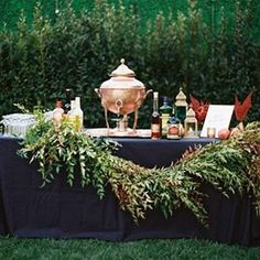 nice idea to have olive branches