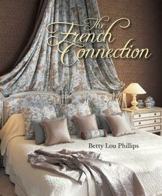 The day dream decorating book for me. The French Connection by Betty Lou Phillips.