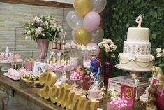 Princess lover in your home? Don't miss this Princess Aurora + Sleeping Beauty Birthday Party here at Kara's Party Ideas. Princess Theme Party, Princess Birthday, Girl Birthday, Sleeping Beauty Party, Aurora Sleeping Beauty, Childrens Party, Kara, Holiday Parties, Party Planning