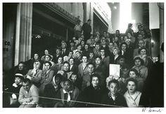 Robert Frank: Theater Premiere. Los Angeles. 1955.