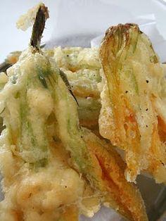 Easy zucchini tempura recipes