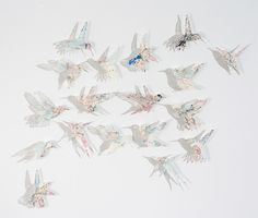 Claire Brewster's Hummingbirds