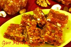 Gur Mewa/ Dry Fruit Wala Gur/ Dry Fruit Jaggery Kuchh meetha ho jaye #gur #dryfruits #dryfruitwalagur #gurchikki #dryfruitchikki #soft #desifudge  Recipe at: www.annapurnaz.in