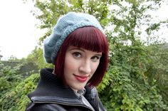 How to Knit a Simple Beret With a Cable Brim – Crafts & DIY – Tuts+ Tutorials