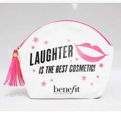 Benefit Cosmetic Bag (Host Pick)