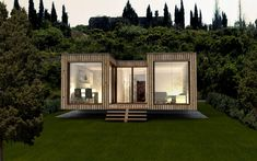 ⌂ The Container Home ⌂ Montažna hiša ek 007 - ekokoncept.com