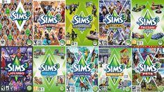#Sims