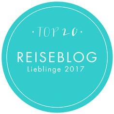 Beste Reiseblogger 2017 - 22places