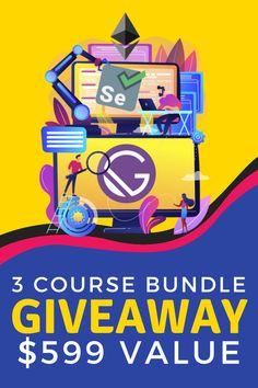 Coding Tutorials, Programming Tutorial, Blockchain, Web Development, Giveaway, How To Become, Wordpress, Teaching, Blog