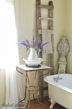 Natural charm & rustic appeal!