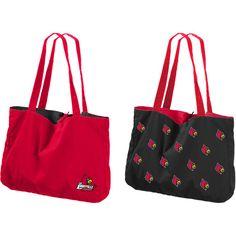 Logo Louisville Reversible Tote Bag