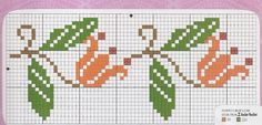 Monogramas punto de cruz - Imagui 123 Cross Stitch, Cross Stitch Beginner, Easy Cross Stitch Patterns, Small Cross Stitch, Seed Bead Patterns, Cross Stitch Borders, Cross Stitch Flowers, Cross Stitch Charts, Cross Stitch Embroidery