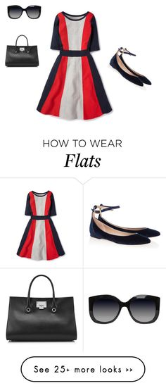"""Untitled #742"" by carlene-lindsay on Polyvore featuring Boden, Chloé and Jimmy Choo"