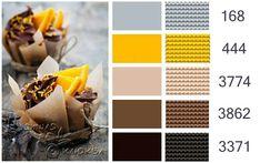 Zz House Color Schemes, Colour Schemes, Color Patterns, House Colors, Dmc Embroidery Floss, Types Of Embroidery, Colour Pallette, Color Palate, Yarn Color Combinations