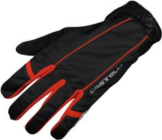 Castelli Cw31 Gloves BlackRed XL  Mens >>> Check this useful article by going to the link at the image.