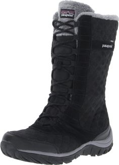 0a02a4368b36 Patagonia Women s Wintertide High Waterproof Snow Boot