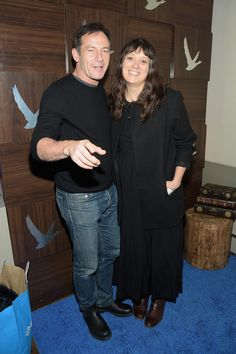 "Jason Isaacs Photos: GREY GOOSE Blue Door Hosts ""Stockholm, Pennsylvania"" Party At Sundance - 2015 Park City"