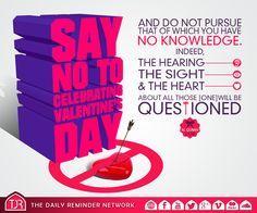 valentine's day islamic view