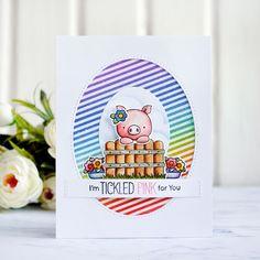 Цветочная свинка ~ Favorite things by Galachko