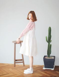 New Style Korean Fashion Ulzzang Cute Outfits Ideas High Street Fashion, Korean Street Fashion, Korea Fashion, Asian Fashion, Korean Fashion Ulzzang, Korean Fashion Trends, Korean Outfits, Cute Fashion, Trendy Fashion