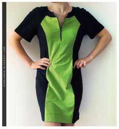 Keep calm and continue.: raglan Papavero dress / sukienka raglanowa z Papavero
