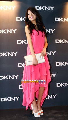 Sooyoung - DKNY '2012 SS Fashion Show' 24