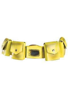Even the Batman needs a spot to put all his stuff. Get this yellow Batman utility belt and have the Joker and all his crazy friends running for their lives!