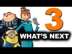 Despicable Me 3 2017 - Gru, Lucy, Margo, Edith, Agnes & MINIONS - Beyond The Trailer - YouTube