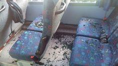 Vandalizare autocar #Medias