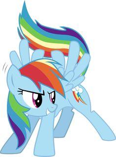 Rainbow Dash - My Little Pony: Friendship is Magic