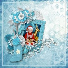 Winter is coming by Eudora Designs available at With Love Studio http://withlovestudio.net/shop/index.php?main_page=product_info&cPath=46_361&products_id=6346