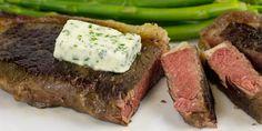 Fresh Herb Butter Recipe - for steaks, pork chops or fish