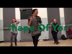 Ed Sheeran | Shape Of You | Choreography by Viet Dang