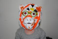 Crafty cat - Arnolfini's We Are Family workshop