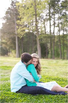 spring engagement photography - southern engagement photographers, raleigh nc
