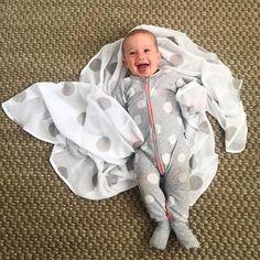 The Modern Minimalist happy baby Swaddle Wrap, Baby Swaddle, Baby Wraps, Happy Baby, Modern Minimalist, Maya, Baby Car Seats, Children, Instagram Posts